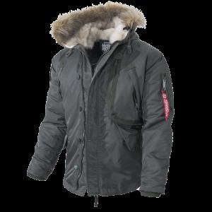 "Zimní bunda ""Dobermans Offensive II"""