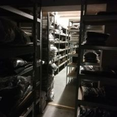 Reorganizace skladu